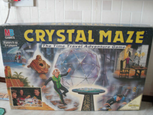choose your Piece Crystal Maze Spare Game Pieces
