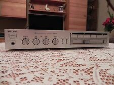 Sony  TA-AX3  Integrated Stereo Amplifier