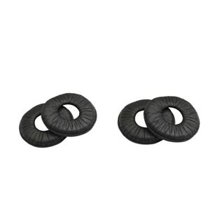 4x-Headphone-Ear-Pads-Cushion-Cover-for-Sony-MDR-ZX100-ZX300-V150-V250-Black