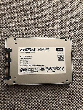 Crucial, 1000 GB, Perfekt