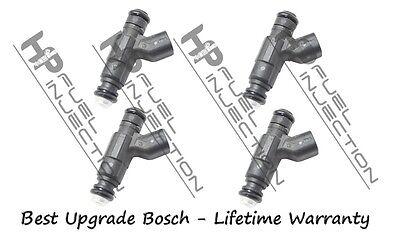 Rebuilt Upgrade Genuine Bosch 4 Hole Fuel Injector Set for 0280158003 2004 5.4L
