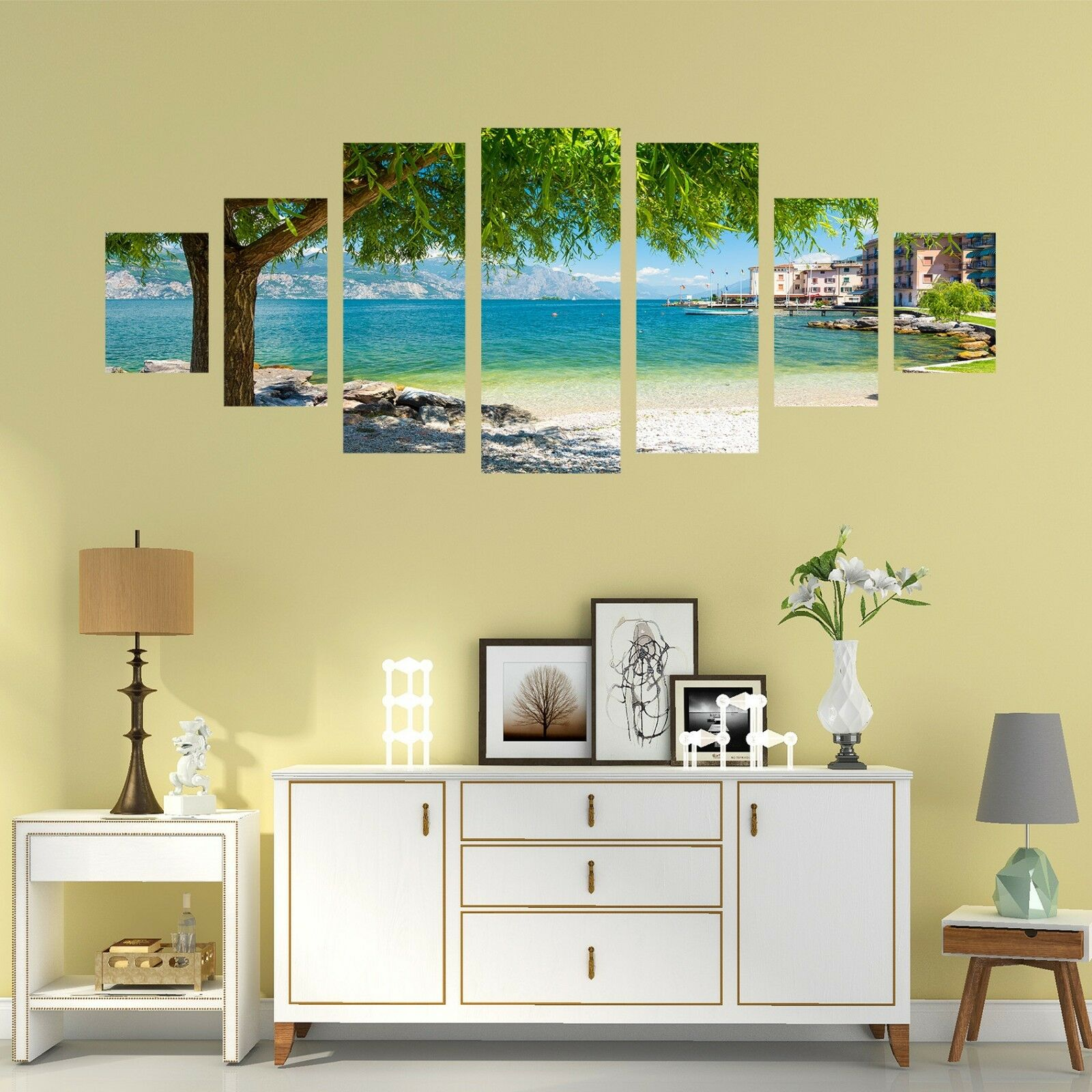 3D Green Cultivate 85 Unframed Print Wall Paper Decal Wall Deco Indoor AJ Jenny