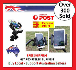 Golf-Phone-Rangefinder-Holder-Cradle-for-Buggy-Cart-eg-Bushnell-Sureshot-iPhone
