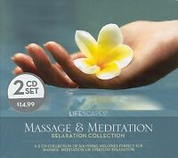 Massage & Meditation Relaxation Collection (lifescapes)