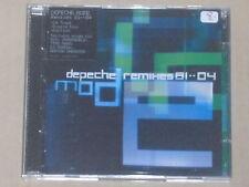 DEPECHE MODE -Remixes 81-04- 2xCD
