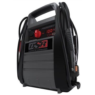 Schumacher Electric DSR114 DSR Pro Series 12V DOE Jump Starter