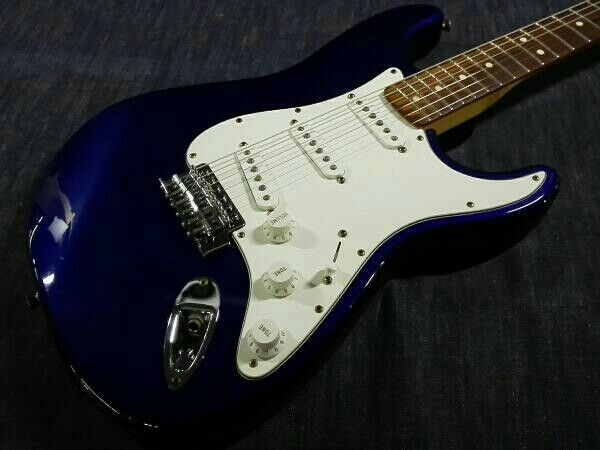 Electric guitar fender MEXICO Stratocaster rare beutiful EMS F/S