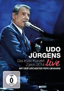 Udo Jürgens Dvd 2014