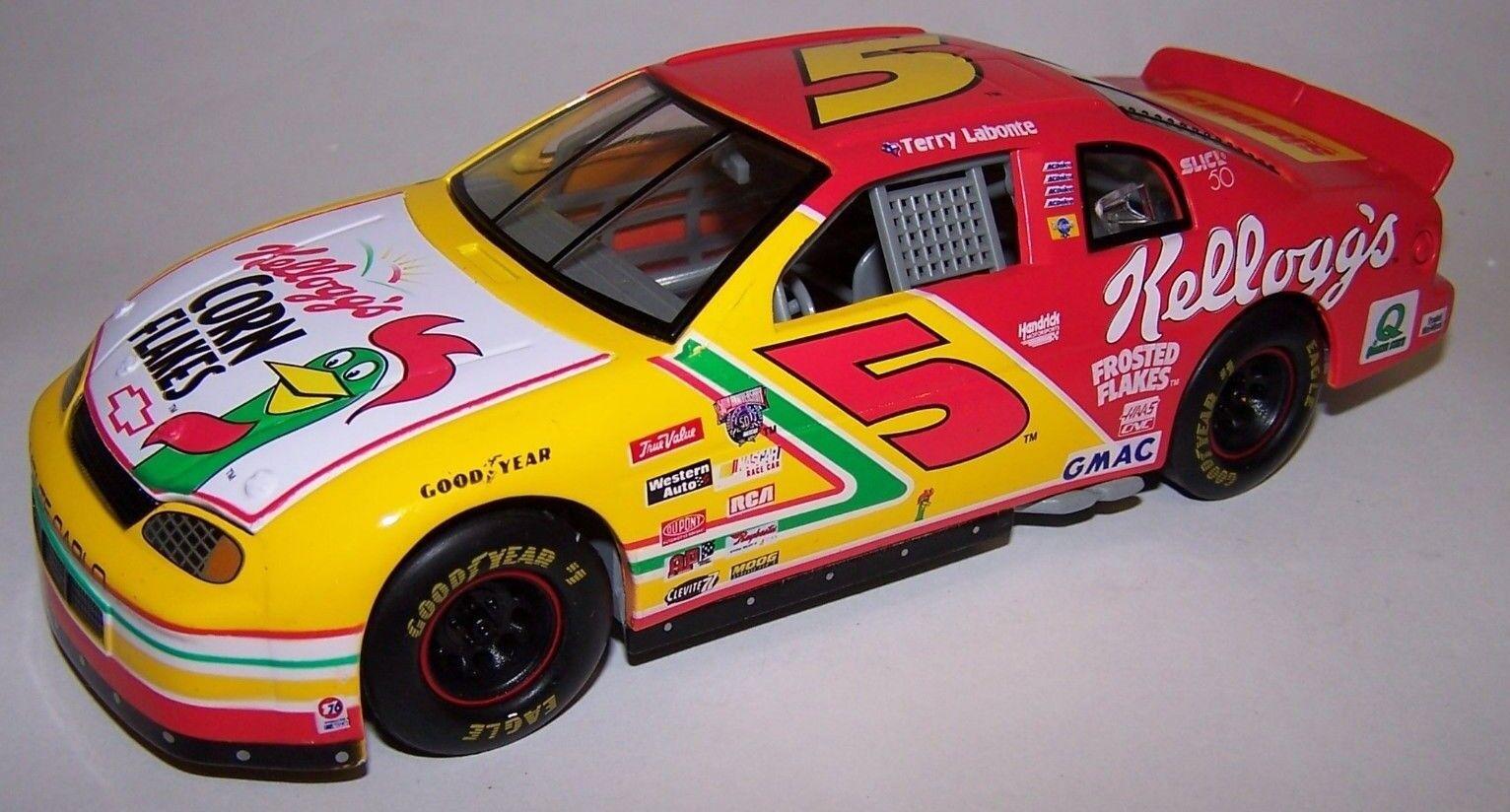 Terry Labonte 1998 Kelloggs 1 24 Drivers Choice Car Bank Premiere Edition