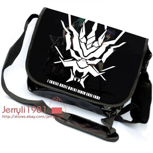 Details about  /Arknights Dragon Gate Anime School Shoulder Satchel Messenger Laptop bag