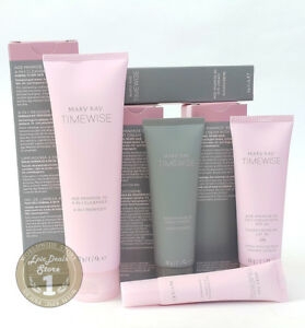Mary-Kay-TimeWise-Age-Minimize-3D-Miracle-Set-Normal-To-Dry-FRESH-NEW