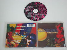 MONSTER MAGNET/DOPES TO INFINITY(A&M 540 315-2) CD ALBUM