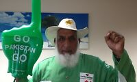 Pakistan Cricket Supporters Inflatable Hand Pakistani Icc Odi T20