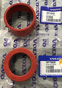 30778628 /& 30778629 Volvo InterCooler Resonator Housing Seals QTY 2 XC90 XC70