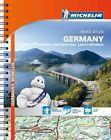 Michelin Germany/Austria/Benelux/Switzerland Road Atlas by Michelin Travel Publications (Paperback / softback, 2014)