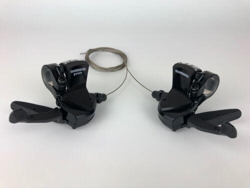 Shimano SL-R440 SL-R441 3X9 Speed Shifter Flat Bar Left//Right Hand