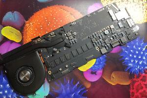 Apple-Macbook-Pro-13-034-A1502-2013-2014-Logic-Board-2-4GHz-4-Go-carte-mere