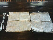 NEW ANTHROPOLOGIE HOME Kitchen Mulit-colored Cloth Napkins SET OF SIX
