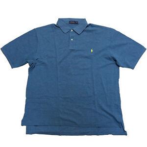 2bab4dcf7 Polo Ralph Lauren Men s Short Sleeve Polo Shirt (711624238001)