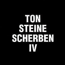Ton-Steine-Scherben-IV-von-Ton-Steine-Scherben-CD-Zustand-gut