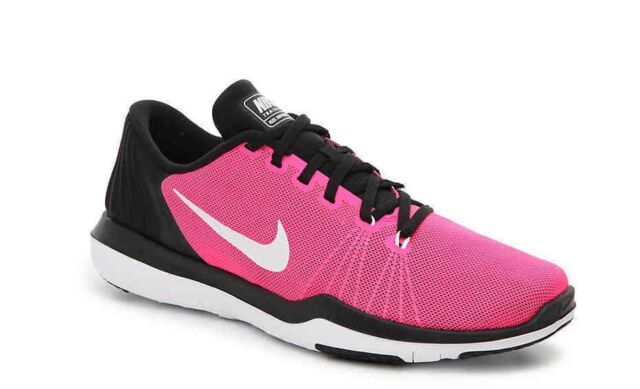 the best attitude c3c82 52f83 Nike Flex Supreme Tr5 Youth Girls Running Shoes Size 7 Style 866615 601