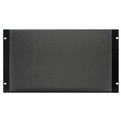 "VisioSound 19"" Mesh/Vented Rack Blanking Panel/Plate - 1/2/3/4/6U"