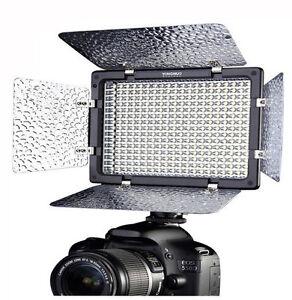 Yongnuo Yn 300iii 3200k 5500k Led Luz De Video Para Cámara Slr Nikon Canon Ebay