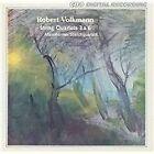 Robert Volkmann - : String Quartets Nos. 3 & 6 (1994)
