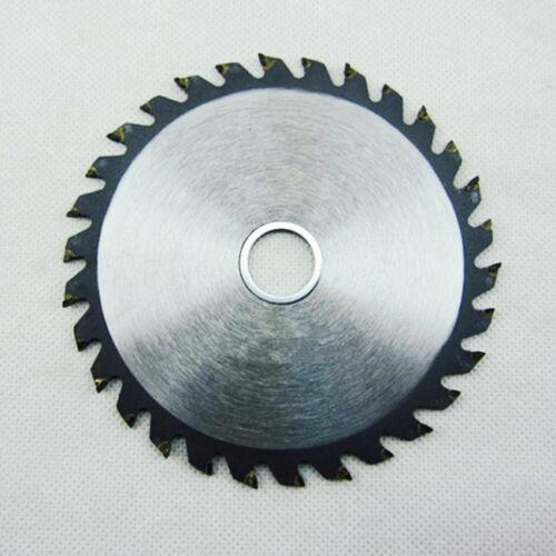 "2pcs 4/"" 30T 20mm Max 12000rpm Circular Wood Cutting Saw Blade Angle Grinder"