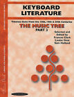 The Music Tree Keyboard Literature: Part 3 by Alfred Publishing Co., Inc. (Paperback / softback, 2001)