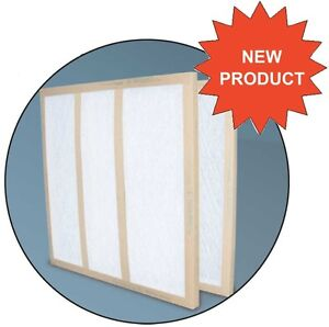 12x20x1 Glasfloss Gds Disposable Furnace Filters 12 Pack