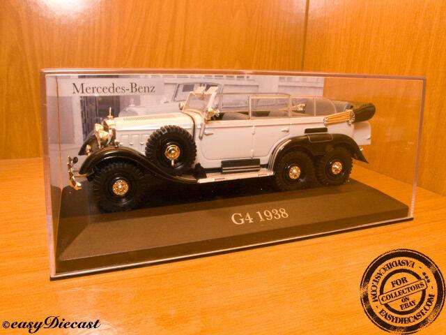 MERCEDES G4 G-4 1938 1:43 MINT!!!