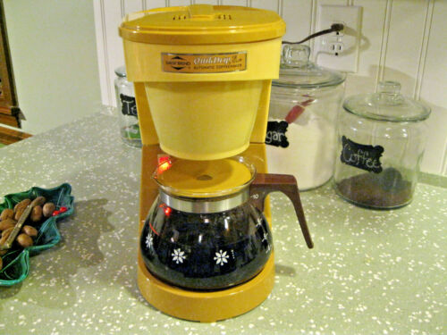 Old Coffee Makers ~ Vintage coffee makers collection on ebay