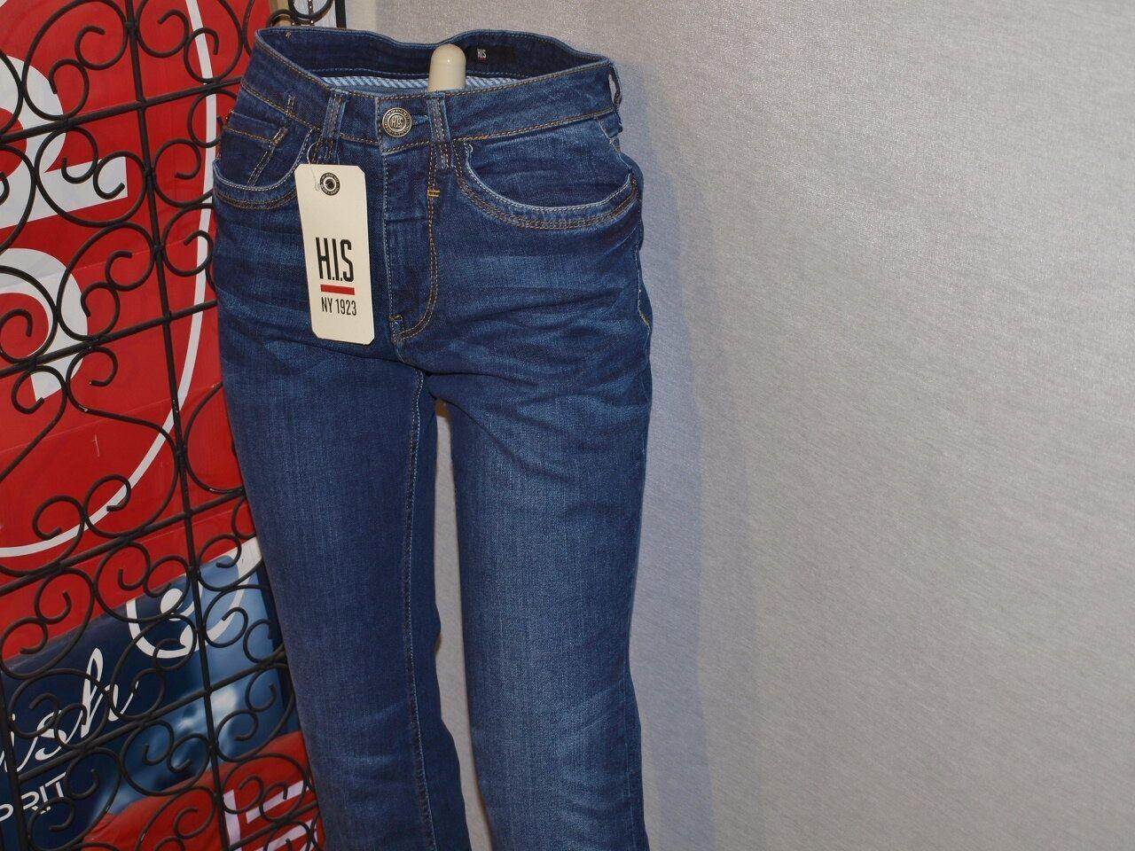 H.I.S Jeans Straight Leg Leg Leg Jeans HIS-142-10-789 Coletta.,(dark mizzle Blau)   Die Farbe ist sehr auffällig    Spielzeugwelt, glücklich und grenzenlos    Praktisch Und Wirtschaftlich    Innovation    Spaß  053b89