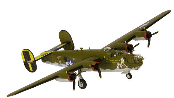 CORGI AA34010, CONSOLIDATED B-24H LIBERATOR 464th BOMBER GROUP, PANTANELLA 1944
