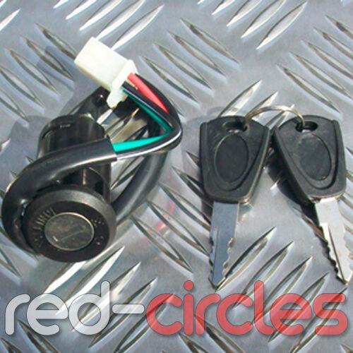 PIT DIRT BIKE SPARE IGNITION SPARE KEY /& BARREL 50cc 110cc 125cc PITBIKE