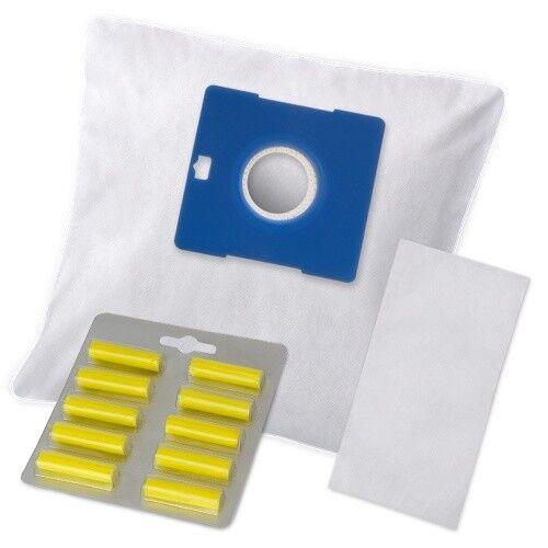 10 Filtertüten Deo Duft kompatibel zu Koenic KVC 3221 A Staubbeutel