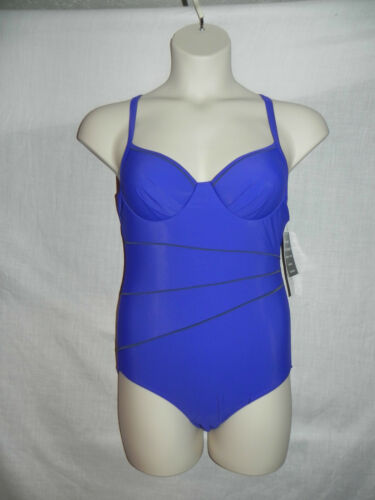 Shore Shapes 1pc Swimsuit Size 10 Underwire Figure Control NWT