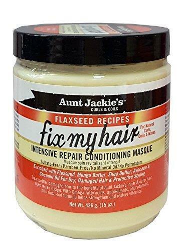 426 g Aunt Jackies FIX MY HAIR Intensive Repair Conditioning Maske