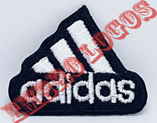 2024 Adidas white on black Embroidered iron /sew on patch logo t shirts jacket