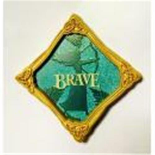 2015 MERIDA From BRAVE STAINED GLASS LOGO Disney PIXAR PIN NEW 108606