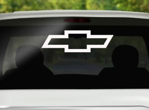"2x AVALANCHE Front Windshield Window Decal Sticker Chevy chevrolet 40/""x 4/"""
