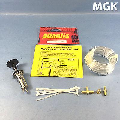 Atlantis A4075 Mikuni Single Carburetor Primer Kit