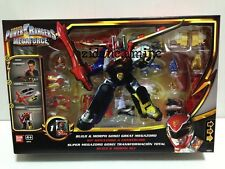 Bandai Power Rangers Megaforce Build and Morph Gosei Great Megazord super NIP