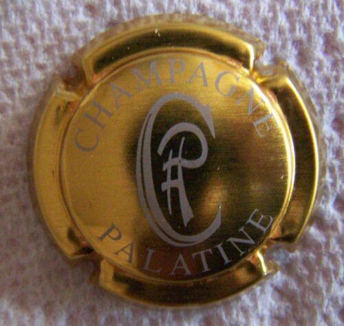 capsule de champagne jean de telmont n°24 cuvée palatine
