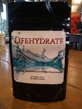 Jubb Cold  Processed Lifehydrate Nutrient On A Yocto Scale Is Enzymatically
