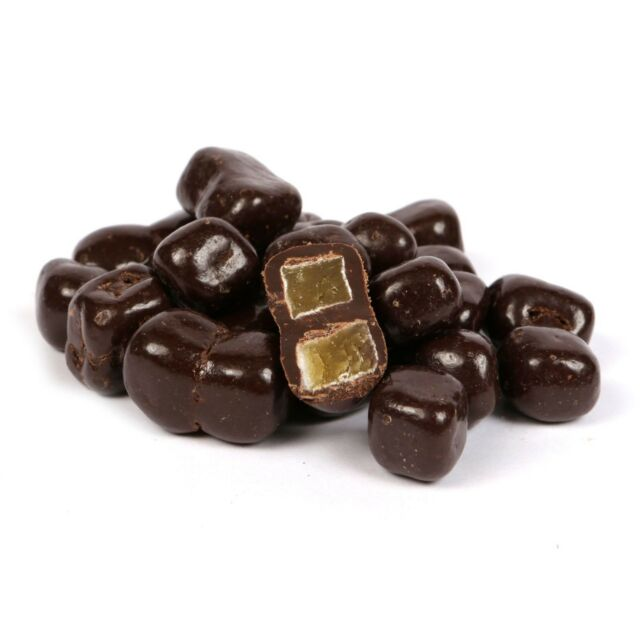 Dorri Dark Chocolate Ginger Available From 50g To 3kg