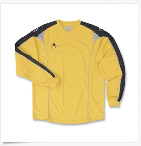 Uhlsport MYTHOS Professional Soccer Goalkeeper top Technica Jersey Shirt  40 XL