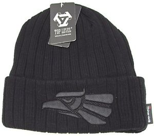 Plain Knit Beanie Skull Cap Long or Cuff Winter Ski Hat Adult OSFM  Olive New