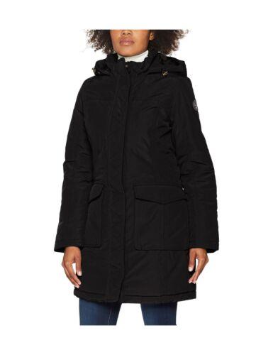 Napapijri Grand Black étiquettes avec 14 Taille Jacket Manteau Alhe Nouveau Femme 16 q6AwnIx